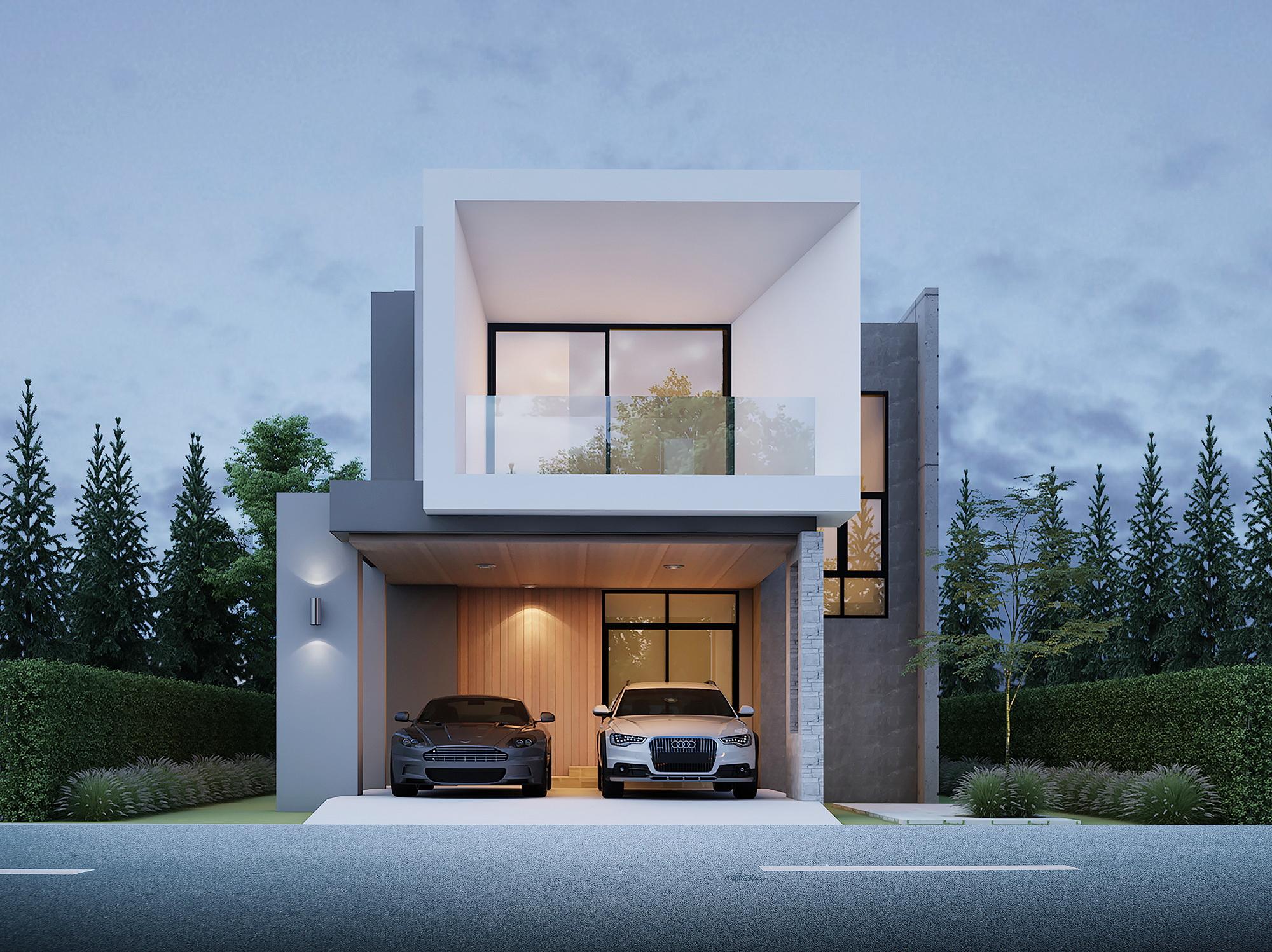 ราคาบริษัทรับสร้างบ้าน